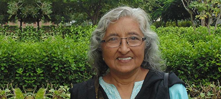 Dr. Subhashini Srinivasan