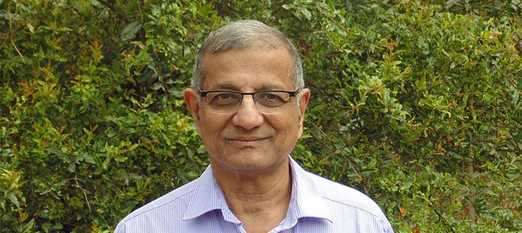 Prof. M R N Murthy